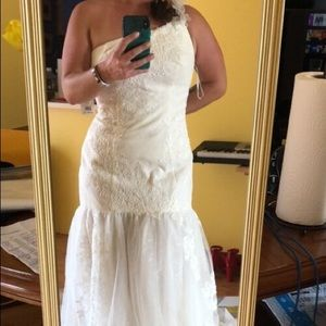 White by Vera Wang - new with tags; size 12